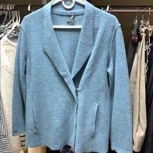 Merino wool jacket, Eileen fisher